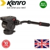 Kenro VH02F Video Head - Flat Base